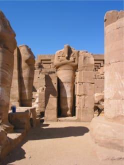 Luxor - Luxor Tempel