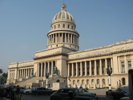 Das Capitol in Havanna - Kapitol