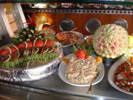 Tolle Essen Tolle Dekoration Bild Hotel Grand Side In