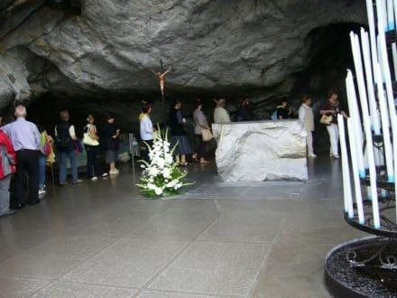 Mariengrotte - Der Heilige Bezirk