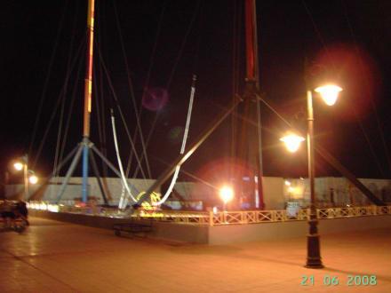 Spaßgerät - Hafen Abu Tig Marina