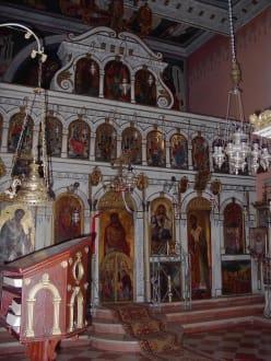 Kloster Paleokastritsa - Kloster Paleokastritsa