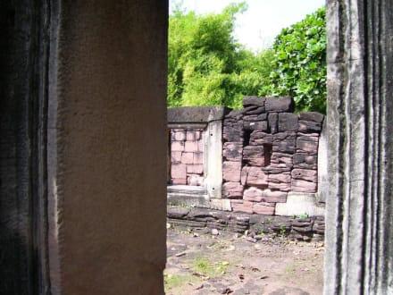 Alte Gemäuer - Khmer Tempel