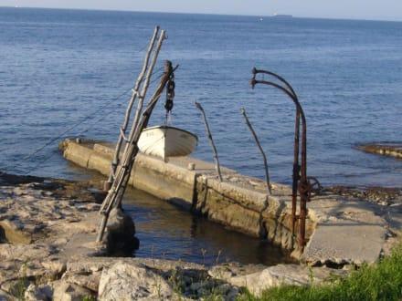 Strand von Savudrija - Strand Savudrija
