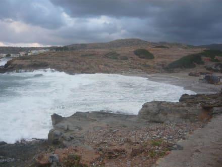""" Bufos Beach"" bei Sissi - Strand Sissi"