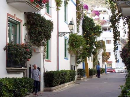 Gran Canaria - Spanien - Altstadt Puerto de Mogán