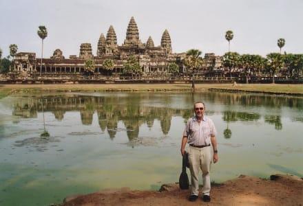 Angkor Wat - Tempel Angkor Wat