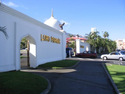 Loro Parque (Eingang) - Loro Parque
