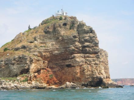 Kap Kaliakra im Norden Bulgariens - Kap Kaliakra