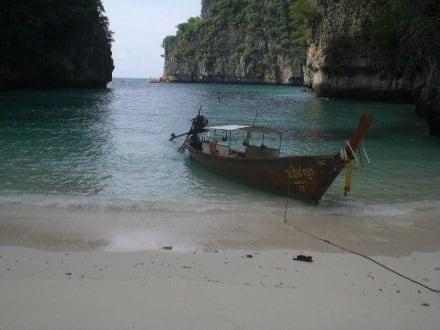 Nebenbucht - Maya Bay / The Beach