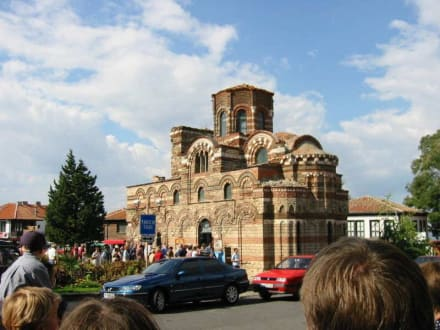Nessebar / Bulgarien - Kirche Christus Pantokrator