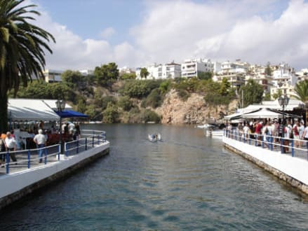 Agios Nikolaus - Strandpromenade Agios Nikolaos
