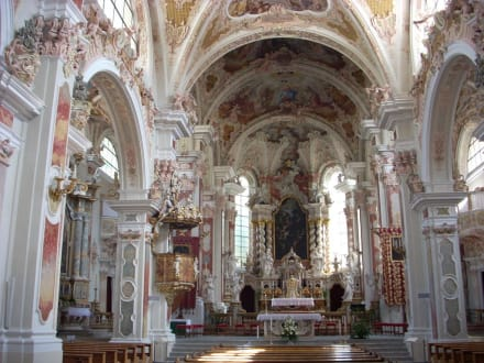 Religious sites (churches, temples, etc.) - Neustift Monastery and Collegiate Church of Our Lady