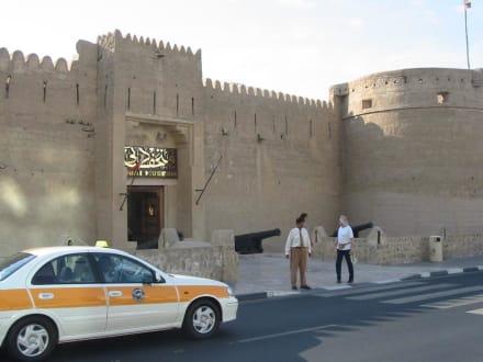 Das Museum von Dubai - Dubai Museum im Al-Fahidi-Fort