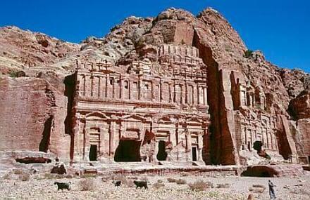 Petra - Felsenstadt Petra