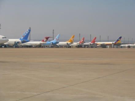 Antalya Airport - Flughafen Antalya (AYT)