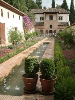 Spanien - Alhambra