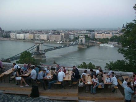Weinfestival Budapest - Burgberg / Burgpalast
