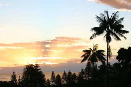 Lord Howe Island am Abend - Lord Howe Island