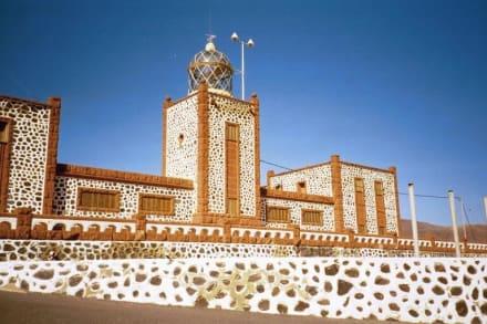 Leuchtturm Punta de la Entallada - Leuchtturm Punta de la Entallada