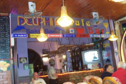 Delphin-Bar - Delphin Bar