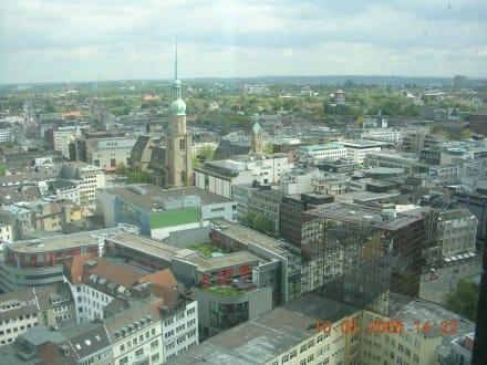 Über den Dächern von Dortmund - Zentrum Dortmund