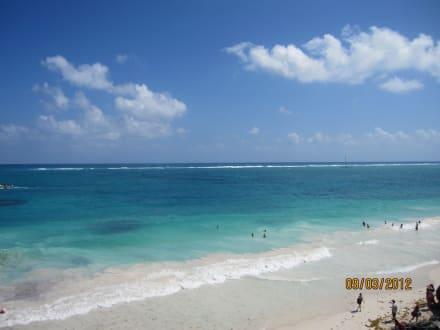 Beach/Coast/Harbor - Tulum Beach