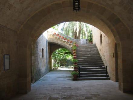 Innenansichten - Altstadt Rhodos Stadt