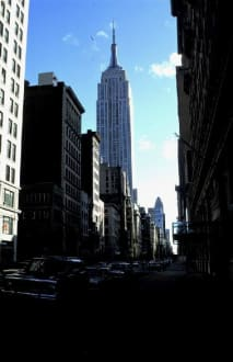 NY im November 2000 - Empire State Building