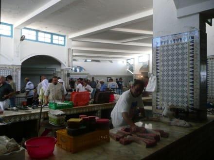 Markt/Bazar/Shop-Center - Fischmarkthalle