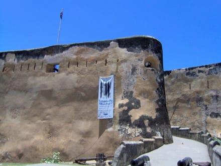 Fort Jesus in Mombasa - Fort Jesus Museum