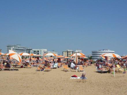 Strand/Küste/Hafen - Strand Bibione