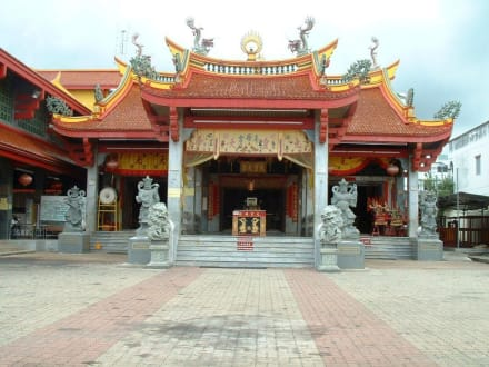 Chinese Tempel - Put Jaw Temple