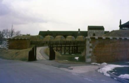 Das französische Fort Niagara - Fort Niagara