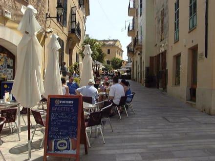 Altstadt von Alcudia/Mallorca - Altstadt Alcudia