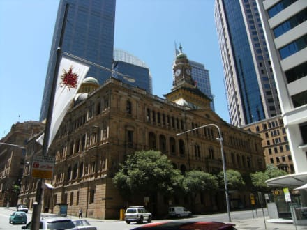 Stadt/Ort - Martin Place