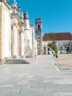 Coimbra - Universität in Coimbra