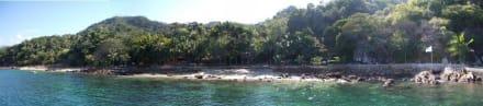 Bucht von Las Caletas - Bucht Las Caletas