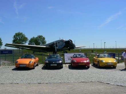 Ausflug zum Besucherpark MUC - Besucherpark Flughafen München