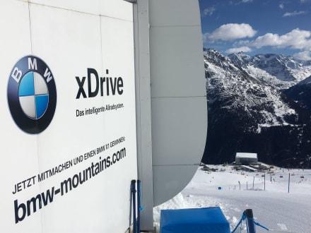 Sölden - BMW Hochburg - Skigebiet Sölden