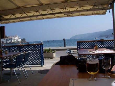 Cadaques - Restaurant Estrull