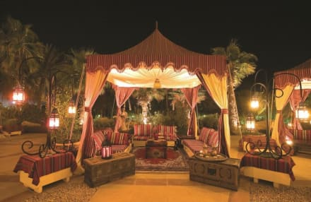 Arabian terrace -