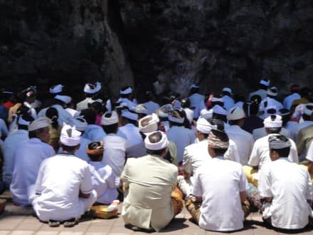 Einmaliger Einblick in ein Tempelgebet - Tempelfest