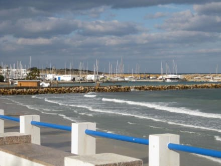 Hafen Monastir - Yachthafen Monastir