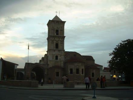 Wunderschön - Lazarus Basilika