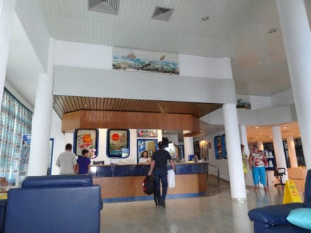 Lobby - Anonymous Beach Hotel