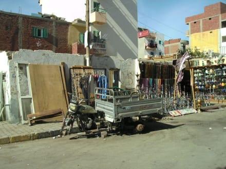 Sonderbar - Zentrum Hurghada