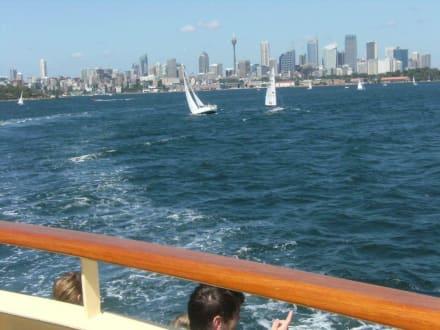 Strand/Küste/Hafen - Hafen Sydney