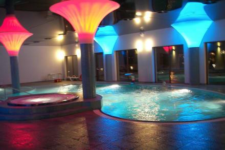Basen - Hotel Arkas
