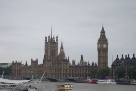 Westminster Abbey - Houses of Parliament